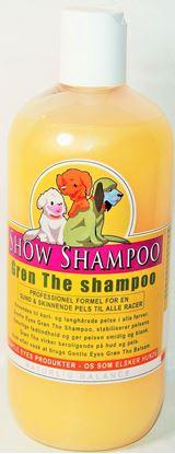 Billede af Grøn The Shampoo ½ L.