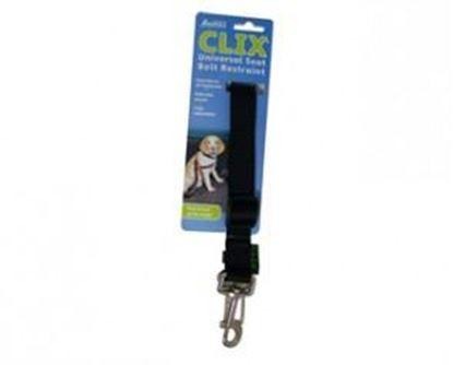 Billede af Clix universal seat belt adapter