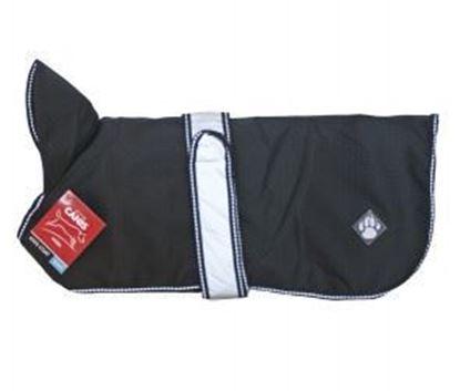 Billede af Active Canis 2 in 1 dog coat black 50 cm