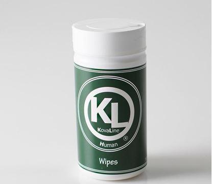 Billede af KL Human Wipes 100 stk.
