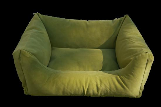Billede af Lime hundekurv 60x40x23 cm