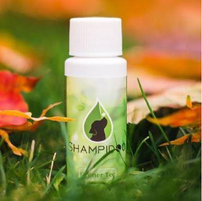 Billede af Shampidoo grøn the shampoo 50 ml.