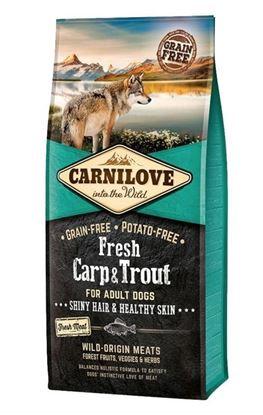 Billede af Carnilove Carp & Trout Adult 12 kg.
